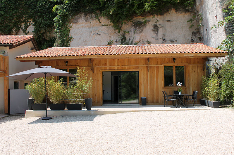 Aubeterre holiday rental big house